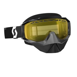 Scott Goggle Hustle Snow Cross black yellow