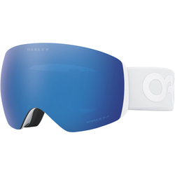 Oakley Goggles Flight Deck Factory Pilot Whiteout Prizm Sapphire Iridium