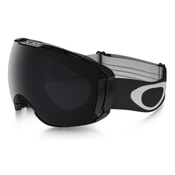 Oakley Goggles Airbrake XL Jet Black Dark Grey & Persimmon