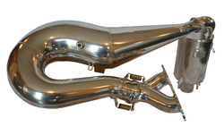 SPI 2015- Polaris 800HO Axys/ Rush/Switchback Full exhaust system