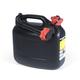 Plastex Bensakanisteri 5L Musta