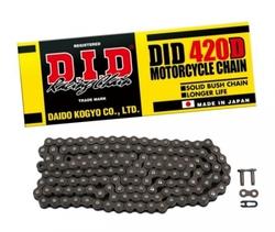 D.I.D 420D Ketju+Jousil. (RJ)