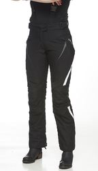 Sweep Textil pants Voyage Waterproof, Black/White