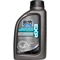 Bel-Ray EXP Synthetic Ester Blend 4T Engine Oil 10W-40 1L