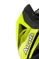 Airoh Aviator 2.2/ 2.3 Chin guard vent fluo yellow