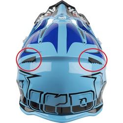 Airoh Aviator 2.2 backhead ventilation covers black