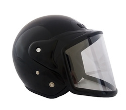 Snow People Helmet Black