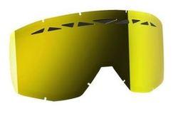 Scott Hustle Snow Cross ACS Linssi keltainen kromi