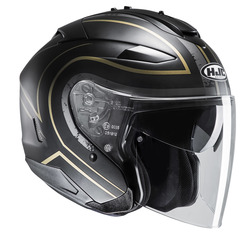 HJC  Helmet IS-33 II Apus MC9SF Gold