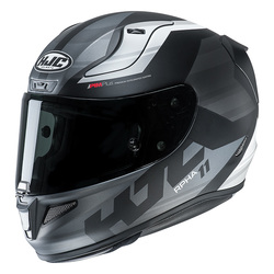 HJC  Helmet RPHA 11 Naxos Black/Gray/White MC5SF