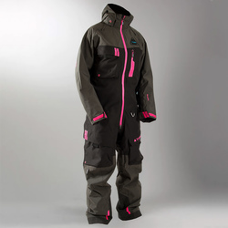 TOBE Tiro Mono Suit, Dark Ink Pink