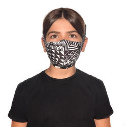 BUFF Suodatinmaski Junior Bawe Black