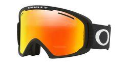 Oakley SMB Goggles OF2.0 PRO XL Matte Black w/Fire&Pers