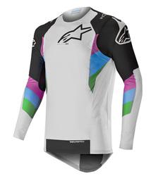 Alpinestars paita Supertech, harmaa/musta