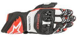 Alpinestars Gloves GP Pro R3 Black/White/Red