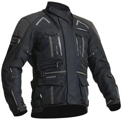 Lindstrands Textile jacket Oman Black
