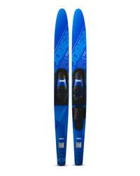 """JOBE Allegre Combo Skis 67"""" Blue"""