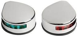 Evoled LED navigation lights red + green