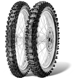 Pirelli MX Soft 110/90 - 19 NHS 62M Re. Mud and Sand