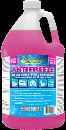 Star brite Anti Freeze -46 3,78 gal myrkytön pakkasneste punainen