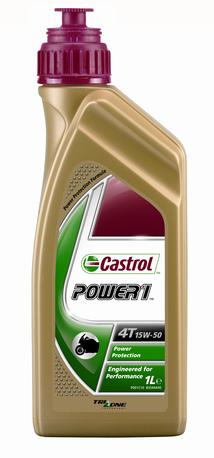Castrol Power 1 4T 15W-50 (GPS) 4 L