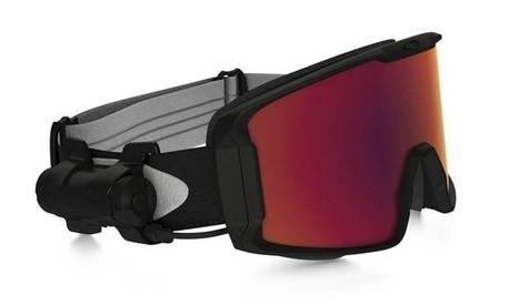 f8ef4f2408ac Oakley Goggles Line Miner Matte Black Prizm Inferno Torch Iridium ...