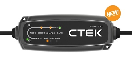 CTEK CT5 Powersport Batterycharger EU plug