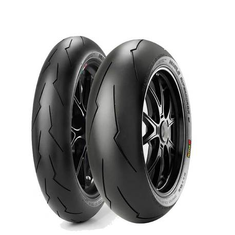 Pirelli Diablo Supercorsa V3 SP 190/50 ZR 17 M/C (73W) TL Re.