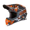 ONeal kypärä 3-serie ZEN Musta/Oranssi